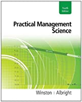 Practical Management Science, 4th Edition Front Cover