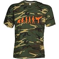 S.B.J - Sportland Camuflaje Classic Army Style Camiseta