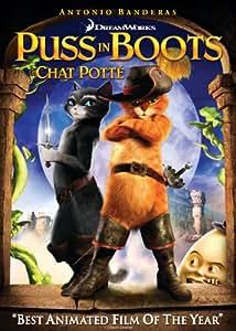 Puss in Boots / Le chat potté (Bilingual)