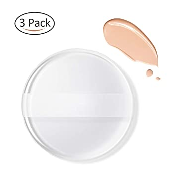 Cosmetic Puff Cheap Sale Silicone Sponge Makeup Puff Liquid Bb Cc Cream Makeup Puff Foundation Base Cosmetics Clear Silisponge Silicone Gel Sponge Puffs