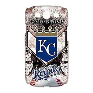 MLB Kansas City Royals Samsung Galaxy S3 I9300 I9308 I939 Case Cover Unque Comes in Case by runtopwell