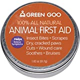 Green Goo All-Natural Skin Care, Animal First Aid, Large Tin, 1.82 Ounce