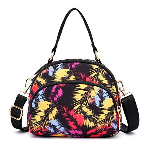 Badiya bag Crossbody Purse splash Multicolor d Anti Tote Messenger Water Pocket Multi Shoulder Women Bags Handbags rYx1nUOwzr