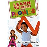 Learn to Read With Phonics Vol. 1 - Letters and Words