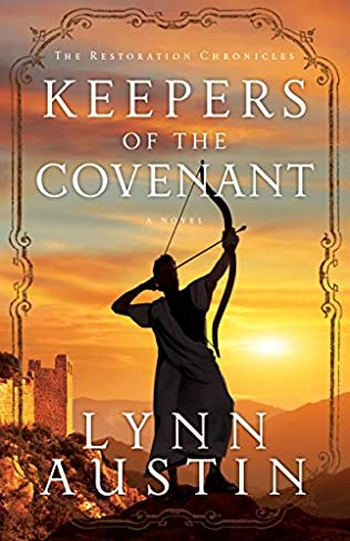book cover of Keepers of the Covenant