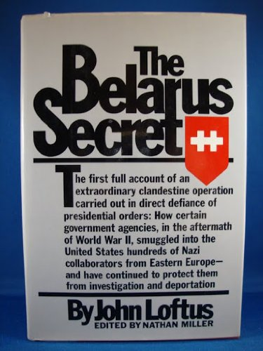 The Belarus Secret - Canal Mall Street