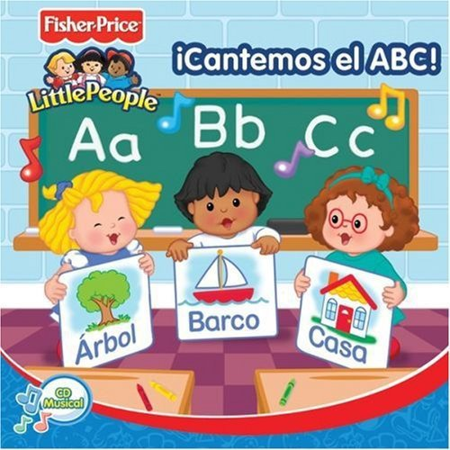 Little People: !Cantemos el ABC!