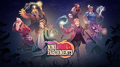 Parchment Console (Nine Parchments - Nintendo Switch [Digital Code])