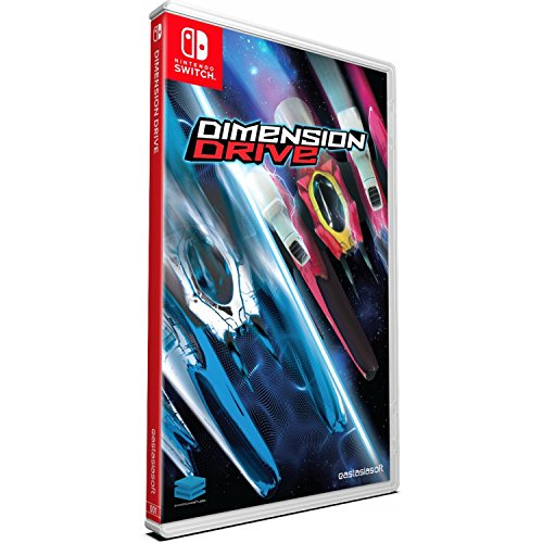 Dimension Drive Limited Edition - Nintendo Switch