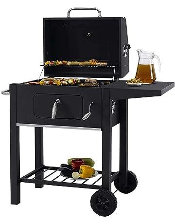 Barbecue e riscaldamento 57cm SFERA BARBECUE BBQ GRILL CARBONELLA GRILL CARRELLO GRILL BARBECUE CARBONE GRILL NUOVO