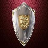 Lionheart Shield Steel Full Size Decorative Armor