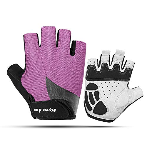 SK20180427 Breathable Cycling Outdoor Sports Fitness Riding Half Finger Gloves