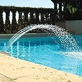 WaterSHOP Waterfall Pool Fountain Spray Pool