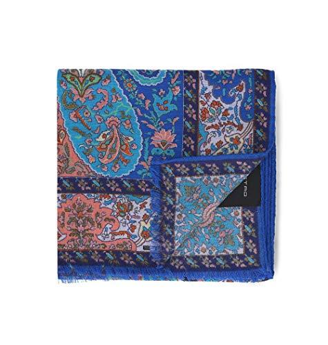 Etro Donna Sciarpa 193804717250 Lana Multicolor z4zwxqr