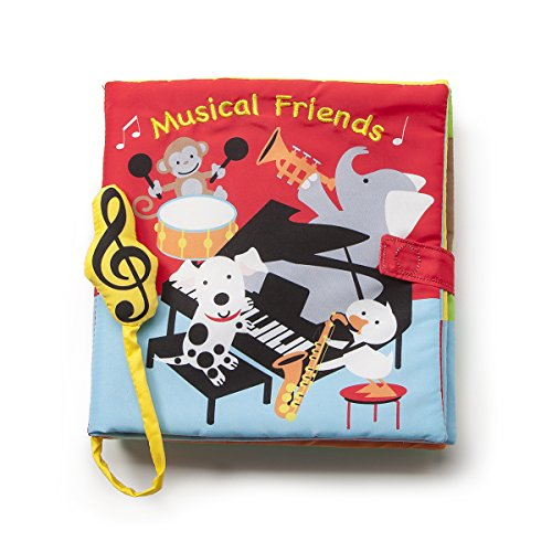 DEMDACO Musical Friends Book with Sound by Demdaco