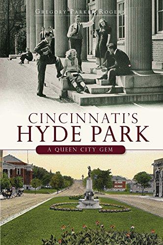 Cincinnati's Hyde Park: A Queen City Gem (Brief - Street Queen Myer