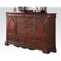 ACME Furniture 20735 Estrella Dresser, Dark Cherry, One Size
