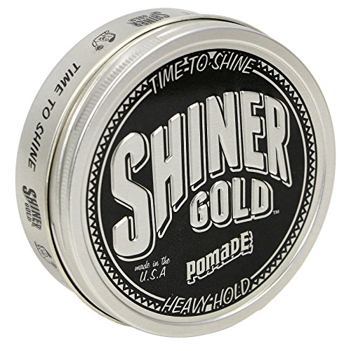 (Shiner Gold Pomade)