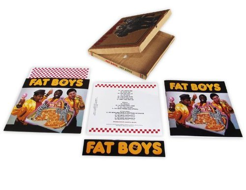 Fat Boys Limited Edition Pi by Fat Boys