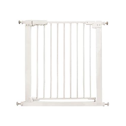 Barrera seguridad Puerta De Metal Para Perros/Gatos/Mascotas Para Escaleras Puerta De Interior