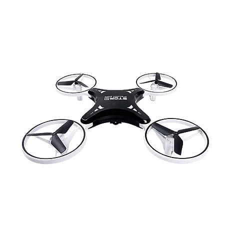 LDFANG Avión con detección de Gestos - Dron de inducción de Cuatro ...