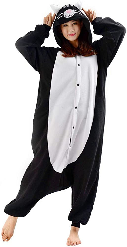 Kigurumi Unisex Adulto Animal Pijamas Carnaval Halloween Cosplay ...