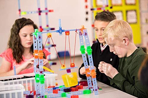 Brackitz STEAM Education Center | STEM Construction Building Block Toy | Sensory Learning Toys for Children PreK-6 | 1224 Pc Set by Brackitz (Image #4)