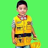 Dexter Educational Toys DEX309 Toddler Dress-Ups Careers Set (Pack of 5)