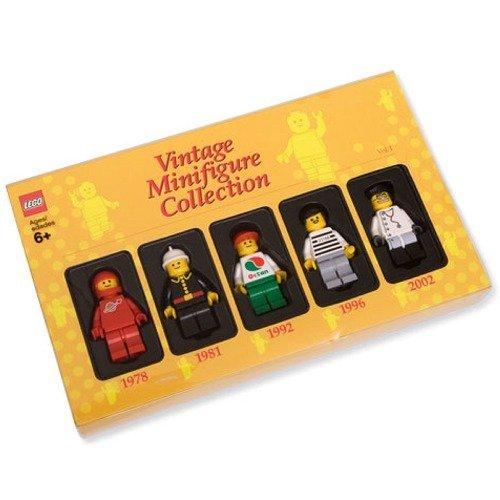 Lego City Set #852331 Vintage Mini Figure Collection