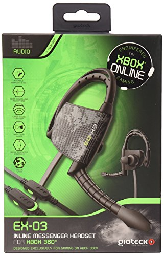 wired headset xbox 360 - 4