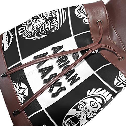 Taille multicolore au DragonSwordlinsu à dos femme pour unique porté main Sac q8IWzrwg8