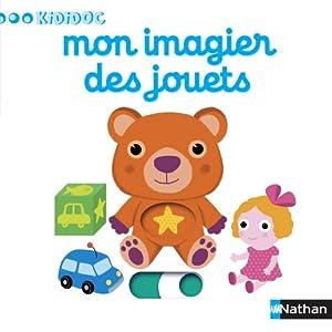 """Afficher """"Mon imagier des jouets"""""""