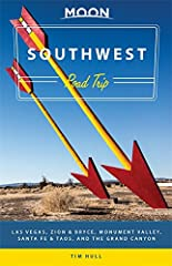Hit the Road with Moon Travel Guides!Wind-carved red rocks, brightly-painted adobe houses, and miles of open desert road: explore the beauty of the Southwest with Moon Southwest Road Trip. Inside you'll find: Maps and Driving Tools: 32 easy-t...