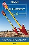 Moon Southwest Road Trip: Las Vegas, Zion & Bryce, Monument Valley, Santa Fe & Taos, and the Grand Canyon (Moon Handbooks)