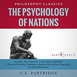 The Psychology of Nations by G.E. Partridge
