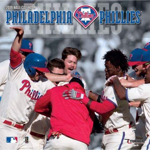 Philadelphia Phillies Calendars - Philadelphia Phillies 2019 Calendar