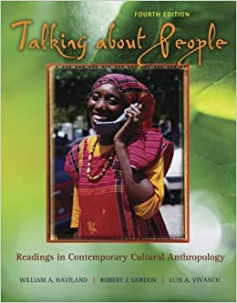 image for Talking About People: Readings in Contemporary Cultural Anthropology
