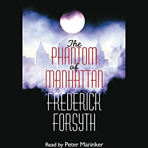 The Phantom of Manhattan Audiobook