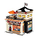 Department 56 Snow Village ''Harley Racing Headquarters'' Porcelain Lighted Building #4036563