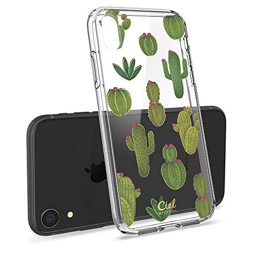 Ciel by Cyrill [Cecile Collection] Cactus Protective Case Designed for Apple iPhone XR Case (2018) - Cactus