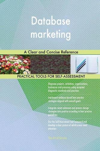 Database marketing A Clear and Concise Reference pdf