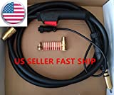 US SELLER,MIG WELDING GUN &TORCH 15' 150AMP for Millermatic,replace M-10,M-15,M-100,M-150,Hobart IronMan 210 (ETA:2-8 WORK DAYS)