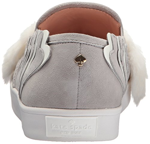 kate Women's Light Grey spade york new Lefferts rqrt7Z