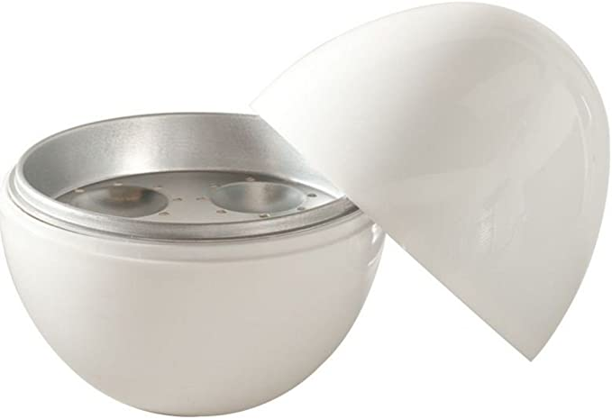 Microwave Electric 5 Egg Boiler Steamer Poacher Boiler Cooker Kitchen Tools F