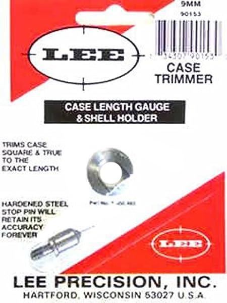 CASE TRIMMER 500 S/&W 50 BMG 480 Ruger LEE 90401 LARGE  CUTTER /& LOCK STUD