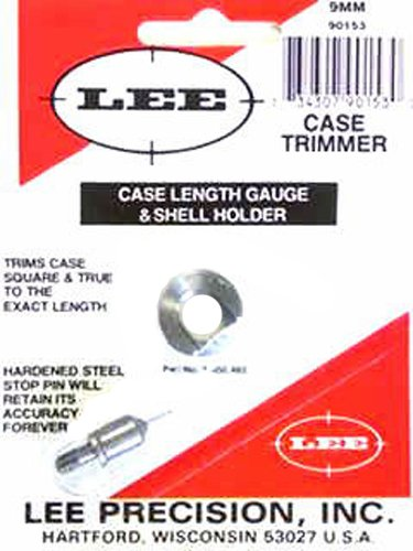 Lee Precision 9-mm Gauge/Holder