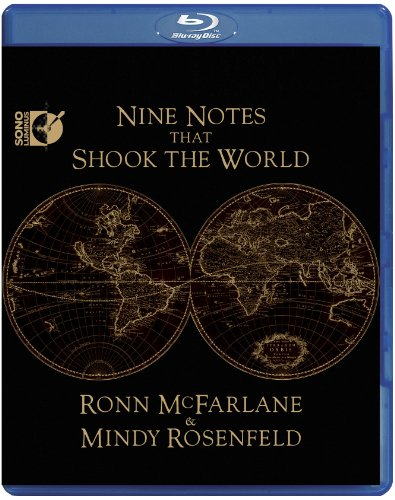 Mindy Rosenfeld - Nine Notes That Shook the World (With Blu-Ray Audio, 2PC)