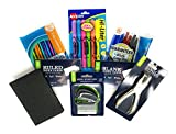 Back to College Essentials Writing/Notes Supplies Kit Bundle