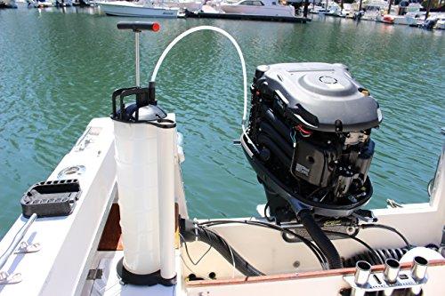 Brine Marine Oil Changer Fluid Extractor Vacuum Pump 7Qt (6.8L) Manual by Brine Marine (Image #3)