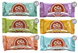 Cookie Variety Pack by Ona - Gluten Free, Grain Free, Dairy Free, Honey Sweetened Healthy Treats - 12 Pack